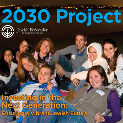San Diego Jewish Federation: 2030 Project Report