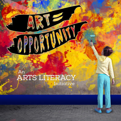 ART=OPPORTUNITY: Awareness Campaign